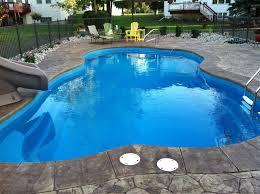 prefabricated pools fiberglass pool ebay