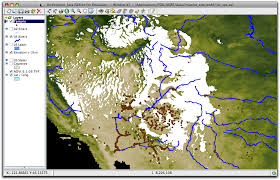 Arizona Elevation Map by Using Aejee To Analyze And Predict Invasions