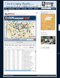 Crime Map Las Vegas by Spotcrime The Public U0027s Crime Map November 2011