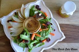the best thanksgiving dinner starter pear salad