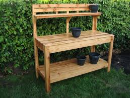 Outdoor Potting Bench With Sink Outdoor Potting Bench With Sink Plans Home Design Ideas