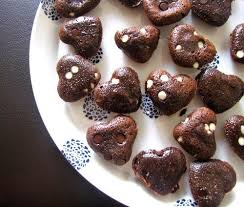 gooey chocolate melting hearts easy chocolate recipe for