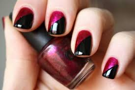 awesome easy at home nail designs with polish gallery awesome