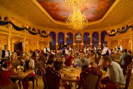 Five Enchanting Beauty And The Beast Experiences At Walt Disney - Beauty and the beast dining room