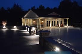 House Landscape Lighting Landscape Lighting Buffalo T O Donnell Landscaping