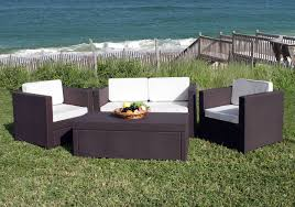 the best use of resin wicker magnificent synthetic wicker patio