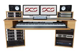 Music Studio Desk by Recording Studio Furniture Sound Construction U0026 Supply