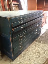 Flat File Cabinet Wood by Flat File Cabinet Best Hamilton Flat File Blueprint Plans Map Art