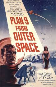 plan 9 from outer space 1959 the worst movie of all time