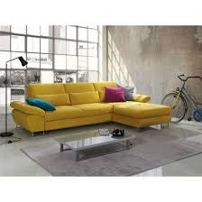 Yellow Sofa Bed Fabric Corner Sofas Uk Free Delivery Furniture In Fashion