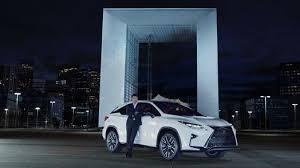 lexus car commercial lexus redefines sophistication with the entirely rx lexus