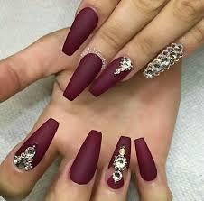 imagenes de uñas acrilicas con pedreria fotos uñas de gel decoradas decoracion de uñas