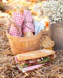 7 perfect fall picnic recipes