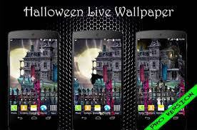 moving halloween wallpapers halloween live wallpaper android apps on google play