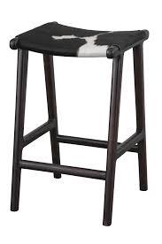malta cowhide bar stool temple u0026 webster
