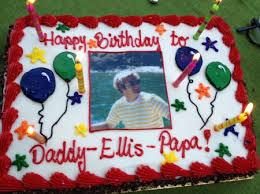 dessert darling happy birthday dad delicious draeger u0027s cake