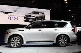 infiniti qx56 vs lexus lx470 officialy released 2011 infiniti qx56 lexus is forum
