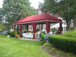 How To Make Awnings Create An Outdoor Room Queen City Awning