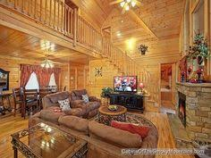 6 Bedroom Cabin Pigeon Forge Tn Mountain Mist Lodge