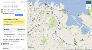 New Zealand Map Google New Zealand Blog Calling All Kiwis Map Maker And Cycling