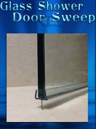 leaking shower door shower glass door sweep images doors design ideas