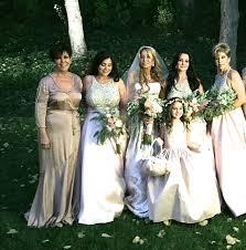Kris Jenner Backyard Sue Cameron Kris Jenner Officiates At Faye Resnick U0027s Wedding To