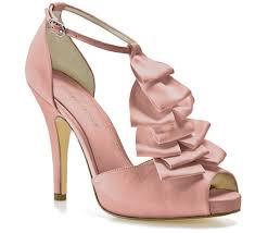 Light Pink Wedding Shoes Reader Question Bridesmaids U0027 Shoes U2013 Ramshackle Glam