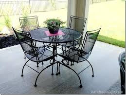 wrought iron bistro table and chair set wrought iron patio off wrought iron patio furniture wrought iron