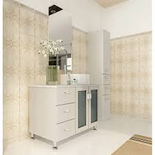 Bathroom Cabinets  Bathroom Floor Cabinets White Gloss Bathroom - Floor to ceiling cabinets for bathroom