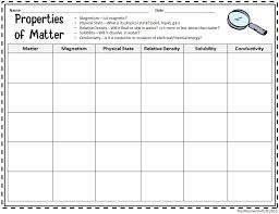 matter worksheets 5th grade worksheets
