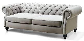 Grey Leather Tufted Sofa Tufted Sofa Striking Seats Pinterest Tufted Sofa Grey