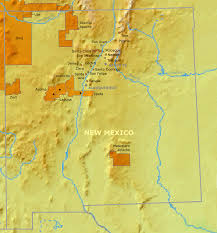 New Mexico On The Map Whorf U0027s Pueblo U0026 The Sapir Whorf Hypothesis