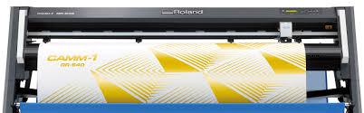 roland camm 1 gr series wide format vinyl cutters