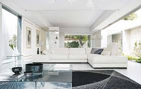Living Room Ideas With White Leather Sofa Interior White Sofa Living Room Images Living Decorating