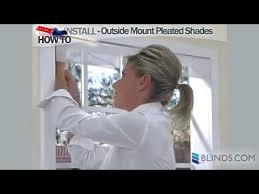 Installing Vertical Blinds Inside Mount How To Install Inside Mount Vertical Blind Youtube