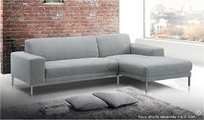 canap design pas cher canape dangle en tissu gris clair moove canap design pas cher