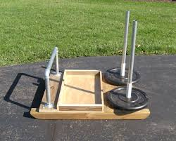 prowler press the site of building a prowler sled