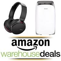 amazon black friday presales amazon warehouse sale 50 off or more bargain bin items