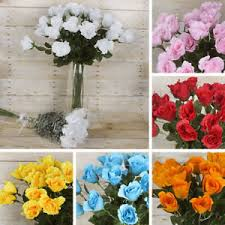 wholesale artificial flowers 12 dozens 144 single stem roses wholesale silk wedding