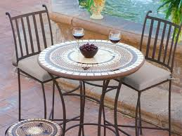High Chair Patio Furniture Charming High Patio Table Patio Bar Height Table And Chairs Patio
