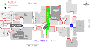 The Avenues Mall Map West Edmonton Mall Location Map Images