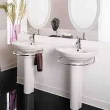 pedestal sink towel bar pedestal sink towel bar new american standard 0268 004 020 ravenna