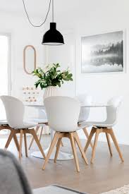 decoration inspiration mesmerizing scandinavian dining table white images decoration
