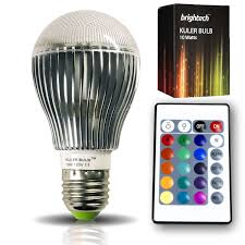 brightech store the original kuler bulb u2013 10 watt color
