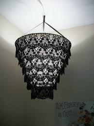 Lampshades For Chandeliers Best 25 Fabric Chandelier Ideas On Pinterest Diy Newspaper