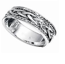 mens silver rings mens great thumb ring hallmarked 925 silver sizes p up to z2