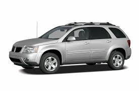 2006 pontiac torrent new car test drive