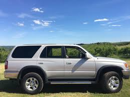 1998 toyota 4runner owners manual don t miss this for sale pristine 1998 toyota 4runner sr5 factory