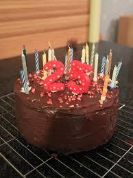my brother u0027s 25th birthday cake it u0027s vegan and general updates