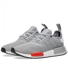 Adidas Nmd Runner Womens by Adidas Nmd Runner Light Grey Red Clearance